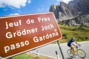 Top of Passo Gardena ©PatitucciPhoto